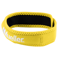 Mueller Jumper's Knee Strap - Gold / White
