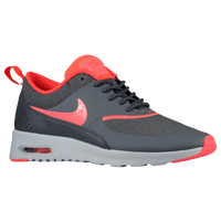 Nike Air Max Thea - Women's - Grey / Red