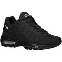 Nike Air Max 95 Premium Tape - Men's - Black / Silver