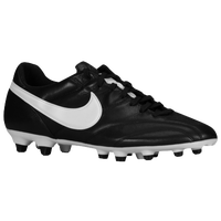 Nike The Premier FG - Men's - Black / White