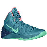 Nike Hyperdunk 2013 - Men's - Aqua / Blue