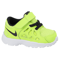 Nike Dual Fusion RN 2 - Boys' Toddler - Light Green / White