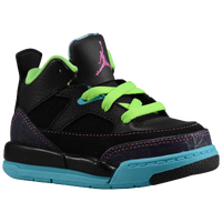 Jordan Son of Mars Low - Boys' Toddler - Black / Pink