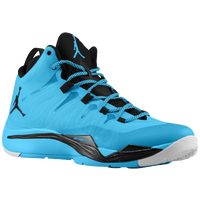 Jordan Super.Fly II - Men's - Light Blue / Black