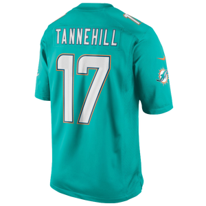Nike NFL Limited Jersey - Men's - Ryan Tannehill - Miami Dolphins - Turbo Green