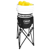 Jugs Ball Bucket Stand - Black / White