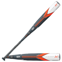 Easton Ghost X Baseball Bat - Grade School - Black / Orange