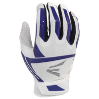 Easton Stealth Hyperskin Batting Gloves - Women's - White / Purple