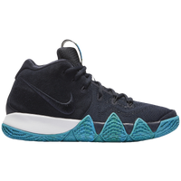 Nike Kyrie 4 - Boys' Grade School -  Kyrie Irving - Navy / Black