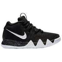 Nike Kyrie 4 - Boys' Preschool -  Kyrie Irving - Black / White