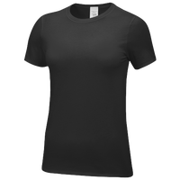 Nike Team Core SS Tee - Women's - All Black / Black