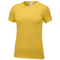 Nike Team Core SS Tee - Women's - Gold / Gold