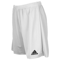 adidas Team Parma 16 Shorts - Boys' Grade School - All White / White