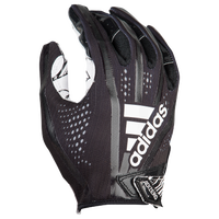 adidas Adizero 5-Star 7.0 Receiver Gloves - Men's - Black / Black