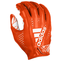 adidas Adizero 5-Star 7.0 Receiver Gloves - Men's - Orange / White