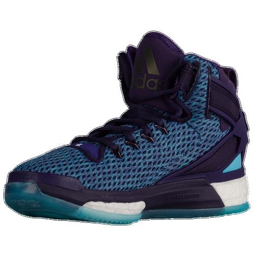 derrick rose shoes light blue - photo #17
