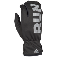 adidas AWP Run Mitt Gloves - Men's - Black / Grey