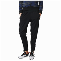 adidas Athletics Tapered Pants - Women's - Black / White