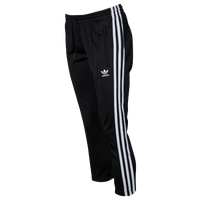 adidas Originals Trefoil Cigarette Pants - Women's - Black / White