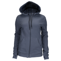 adidas Athletics ID Lightweight Full Zip Hoodie - Women's - Grey / Grey
