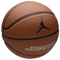 Jordan Legacy Basketball - Men's - Orange / Brown
