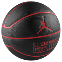 Jordan Hyper-Grip OT Basketball - Men's - Black / Red