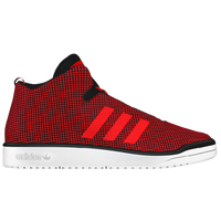 adidas Originals Veritas Mid - Men's - Red / White