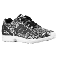 adidas Originals ZX Flux - Women's - Black / White