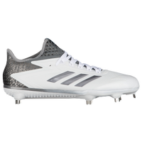 adidas adiZero Afterburner 4 - Men's - White / Silver