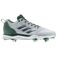adidas Poweralley 5 - Men's - White / Dark Green