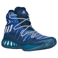 adidas Crazy Explosive - Men's - Blue / White