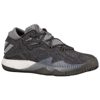 adidas Crazylight Boost Low 2016 - Men's - Grey / White