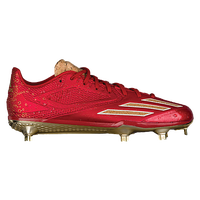 adidas adiZero Afterburner 3 - Men's - Red / Gold