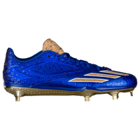 adidas adiZero Afterburner 3 - Men's - Blue / Gold