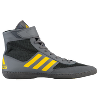 adidas Combat Speed 5 - Men's - Grey / Yellow