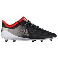 adidas X 17.1 FG - Women's - Black / Grey