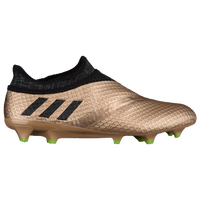 adidas Messi 16+ PureAgility FG - Men's - Gold / Black