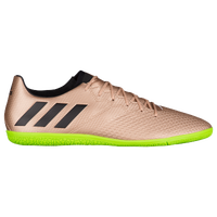 adidas Messi 16.3 IN - Men's - Tan / Black