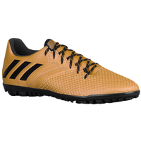 adidas Messi 16.3 TF - Men's - Gold / Black