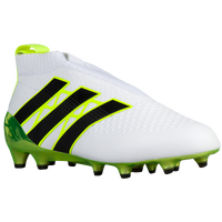 adidas ACE 16+ Purecontrol FG/AG - Women's - White / Black