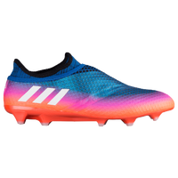 adidas Messi 16+ PureAgility FG - Men's - Blue / White