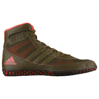 adidas Mat Wizard - Men's - Olive Green / Orange