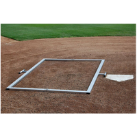 Trigon Team Foldable Batter's Box