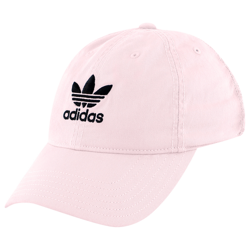 chic adidas Originals Washed Relaxed Strapback - Men s - Casual -  Accessories - Clear Pink  95f8cc6827c