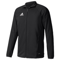 adidas Tiro 17 Jacket - Men's - All Black / Black