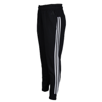 adidas Athletics 3-Stripes Cotton Jogger - Women's - Black / White