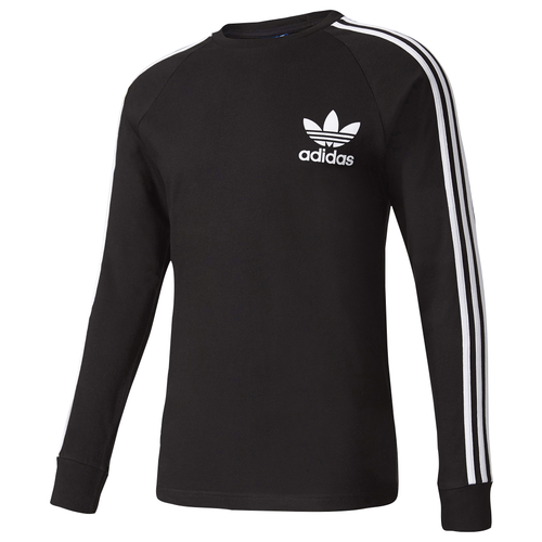 adidas Originals California Long Sleeve TShirt  Men39;s  Casual