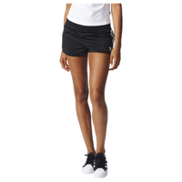 adidas Originals Trefoil Regular Shorts - Women's - Black / White