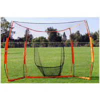 Bownet Mini Backstop Hitting Station
