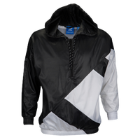adidas Originals EQT Windbreaker - Women's - Black / White
